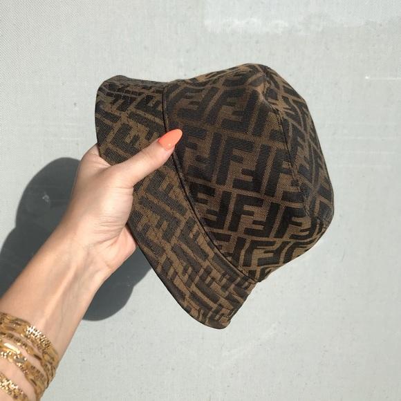 ed0e453110e5f Accessories - Fendi Bucket hat